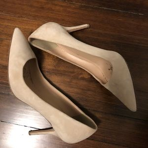 J. Crew Elsie heels size 9